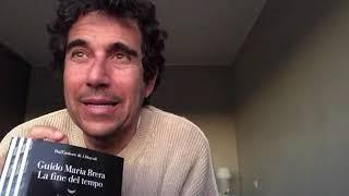 """""""la fine del tempo"""", l'ultimo libro di guido maria brera, è un noir che affronta i grandi temi dell'economia e l'importanza tempo. ce ne parla il suo aut..."""