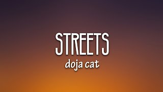 Doja Cat - Streets (Lyrics) [Best Version]