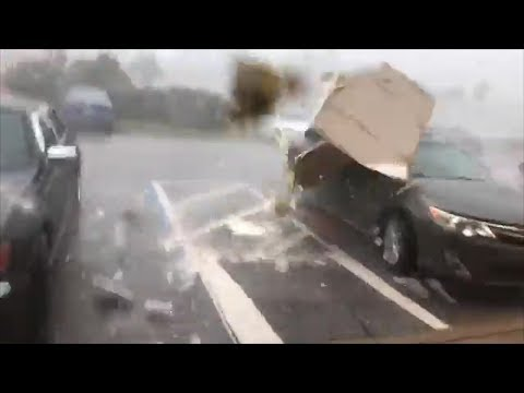 Hurricane Michael - East Side of Panama City, FL 10/10/2018