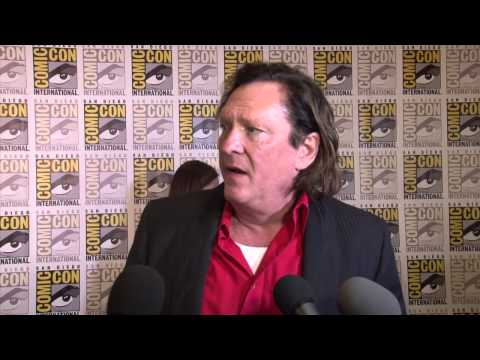 The Hateful Eight: Michael Madsen Exclusive Interview SDCC