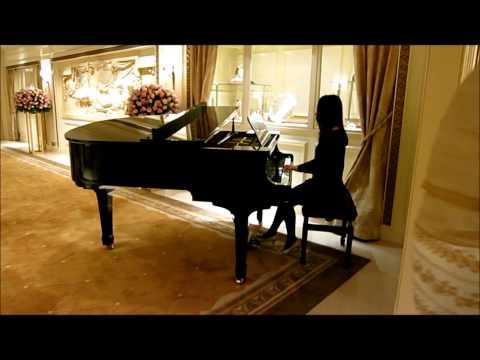 27.May (Yiruma) - Hong Kong Wedding Pianist @ Pennisula Hotel, Hong Kong