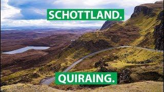 Quiraing: Der schönste Blick auf die Isle of Skye | fernwehsendung.clip