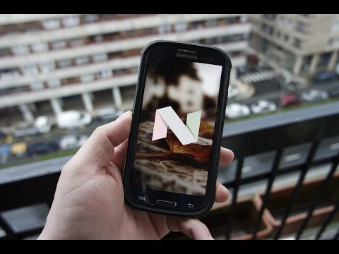 Cómo Actualizar El Galaxy S3 A Android 7.1.1 Nougat [Lineage OS]