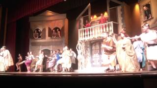 A Funny Thing Happened on the Way to the Forum - Montgomery High School - 2/25/2017