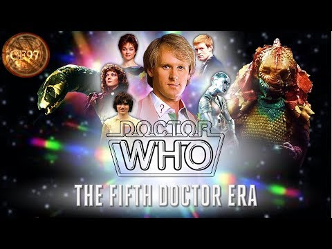 Doctor Who: The Fifth Doctor Era Ultimate   Starring Peter Davison