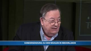 Sondersendung: Oe24.TV-Talk über Wahl in Niederlande