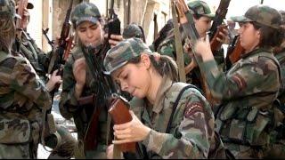 أخبار عربية - فتيات وميليشيات من دول مختلفة .. جيش نظام الأسد أم قوة متعددة الجنسيات!؟