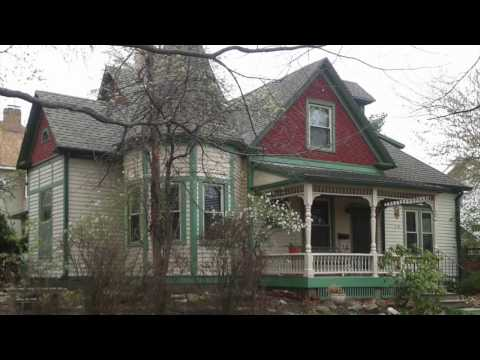 #A03e: Victorian Era Homes in America