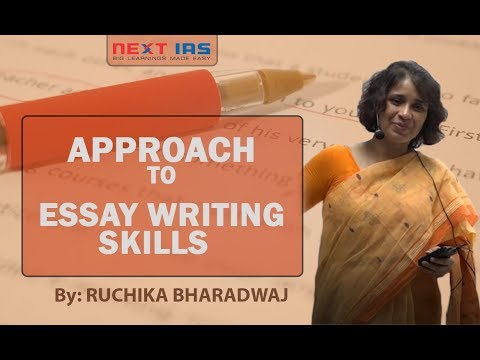 ESSAY STRATEGY BY ESSAY TOPPER  Chandra Mohan Garg  Rank     Essay     Most of the aspirants think that reading a good newspaper is sufficient   After going through an editorial or an opinion piece  form an opinion of  your own