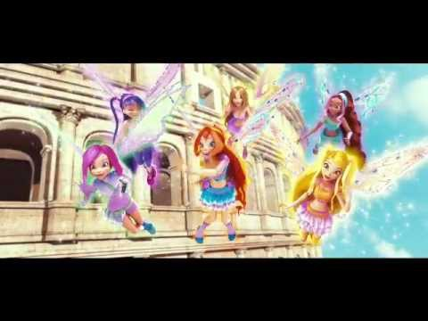 Winx Club Rainbow MagicLand Promo HD!