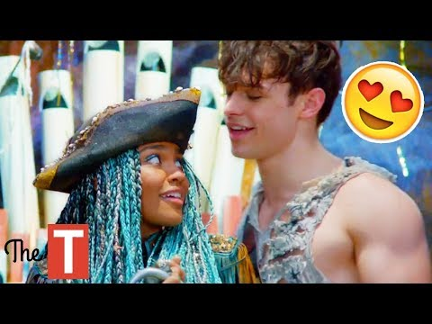 Descendants 3 Couples That We Totally Ship