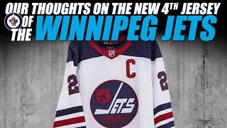 Our Thoughts on the Winnipeg Jets 4th Jersey!