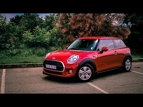 2017 MINI One Hatch 3-Door – Car review