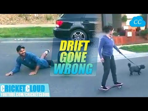 shikhar-dhawan's-drift-gone-wrong-|-family-fun-at-best-!!