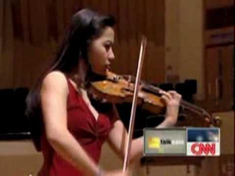 Sarah Chang: CNN Interview (Part 1)