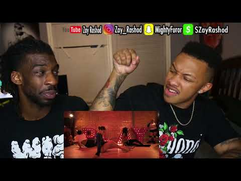 Panty Droppa  Trey Songz  Aliya Janell Choreography  Queens N Lettos Reaction