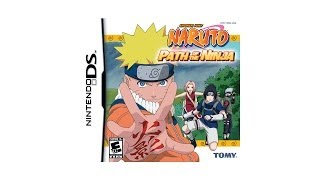 Naruto: Path of the Ninja Review for the Nintendo DS