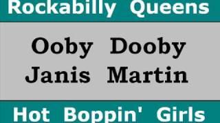 Ooby Dooby - Janis Martin