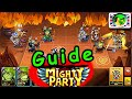Mighty Party GUIDE: tips, tricks & secrets