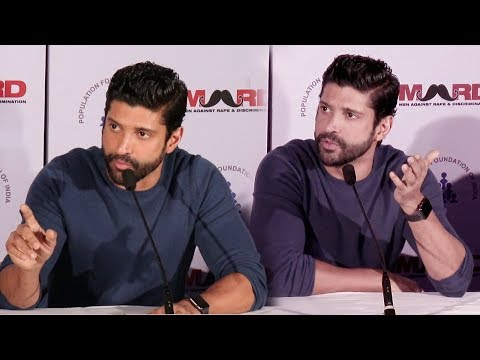 Farhan Akhtar Gets ANGRY On Media