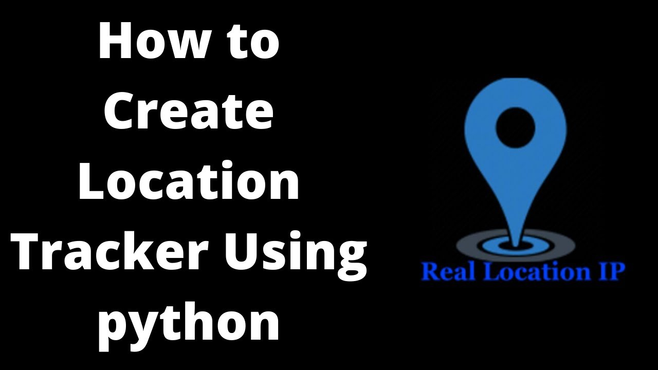 How to Track Location Using IP Address With Python