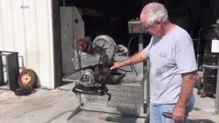 James Kennard's motor comes to life