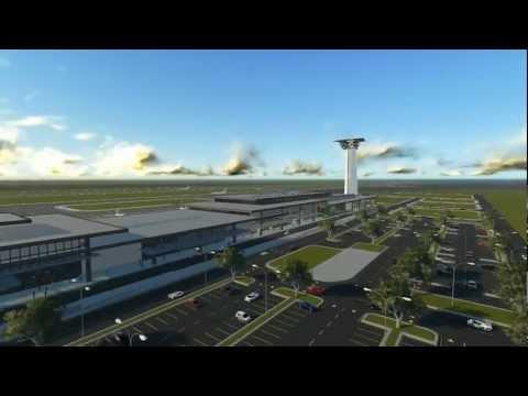 New Udon Thani International Airport - ท่าอากาศยานนานาชาติ