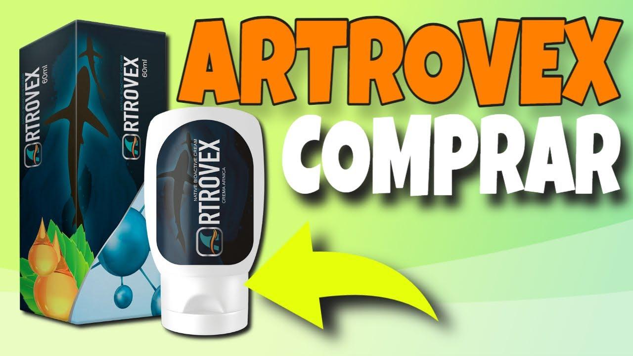 artrovex funciona?