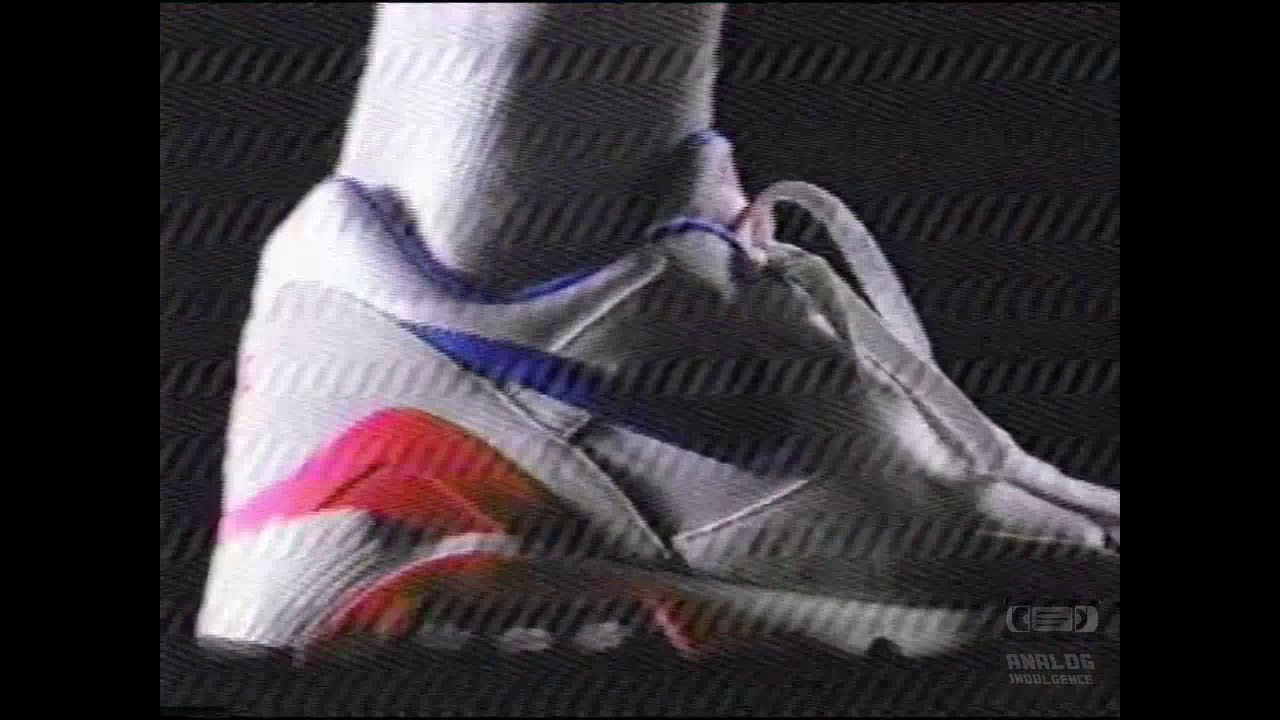 Nike Air 180 | Television Commercial | 1991