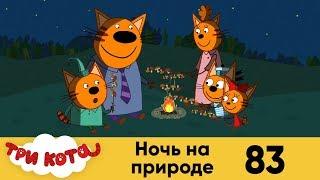 Три кота | Серия 83 | Ночь на природе