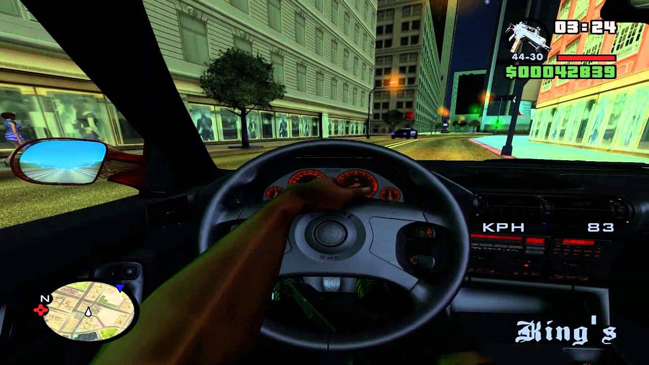 Модели для GTA San Andreas