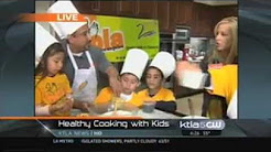 HOLA KTLA Healthy Cooking Class Segment