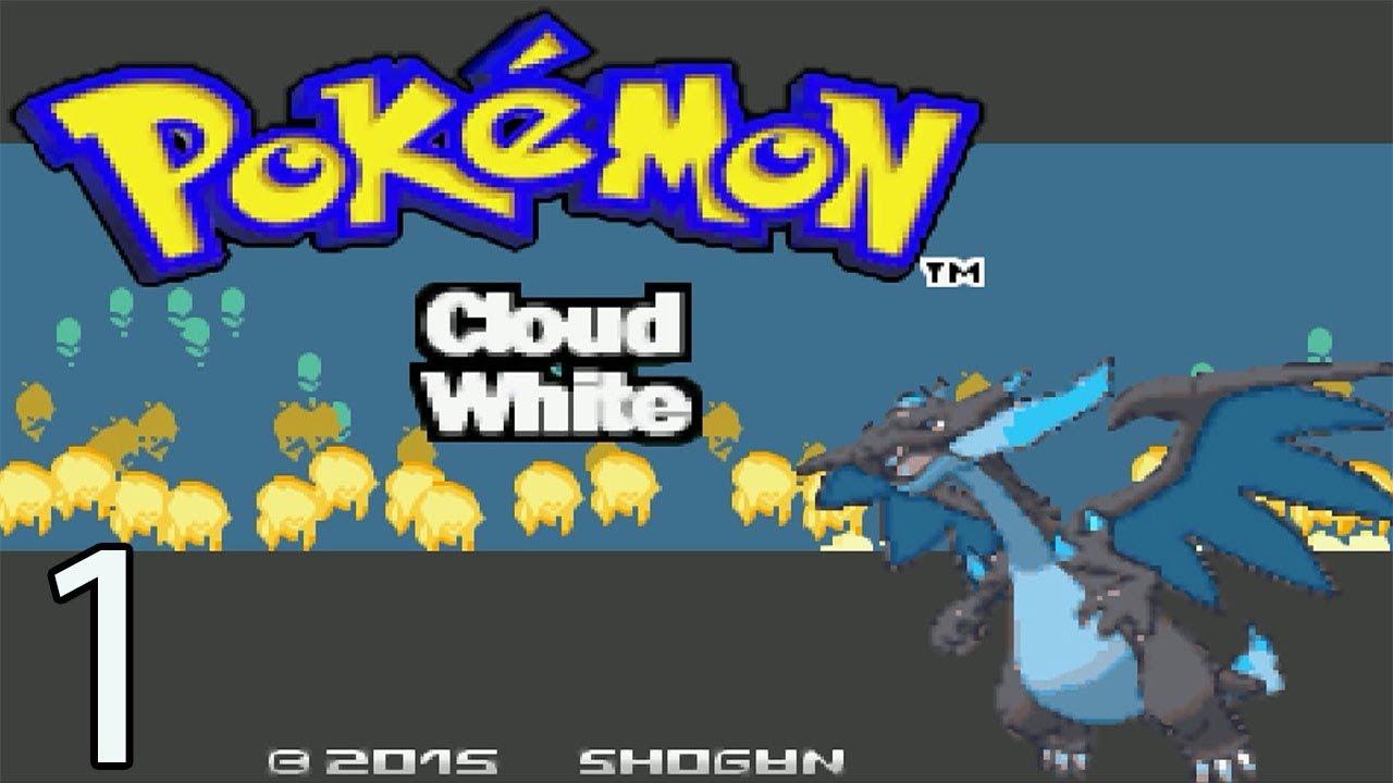 download pokemon cloud white 2 gba rom