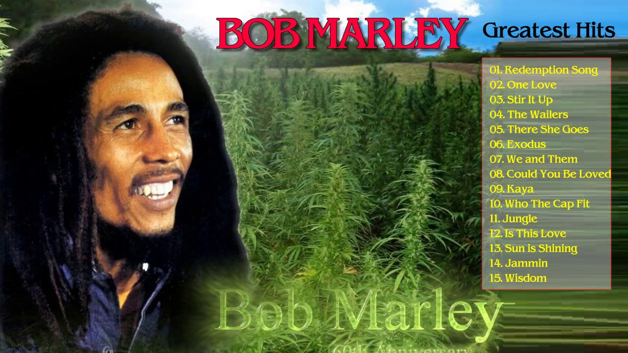 bob marley greatest hits the best of bob marley songs. Black Bedroom Furniture Sets. Home Design Ideas