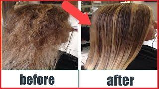 Glossy Hair - How to Make Hair Shiny & Silky Naturally (Men & Women)