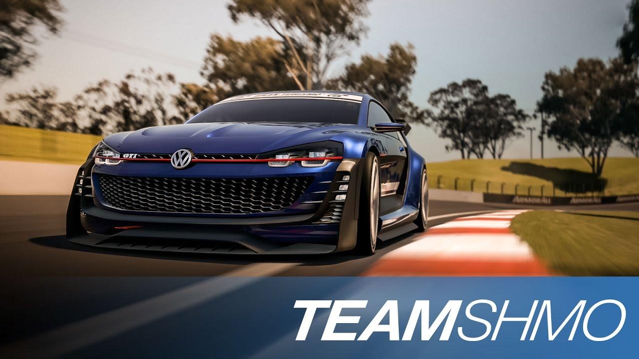 GT6 - Volkswagen GTI Supersport Vision Gran Turismo Tune/Lap