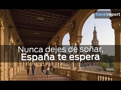 Nunca dejes de soñar, España te espera