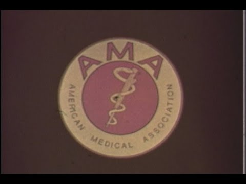 American Medical Association PSA - 1968?