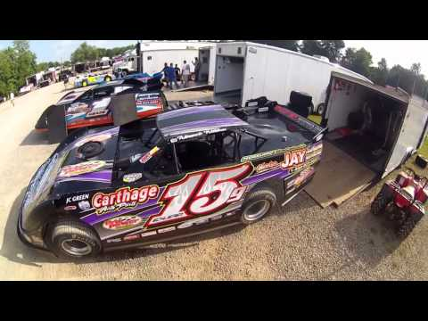 Camera On A Stick Aug  22 , 2014   Ponderosa Speedway