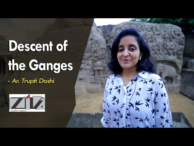 Descent of the Ganges by Ar. Trupti Doshi | Mahabalipuram