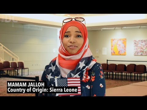 America's Newest Citizens on why Americans Should Immigrate Legal ...