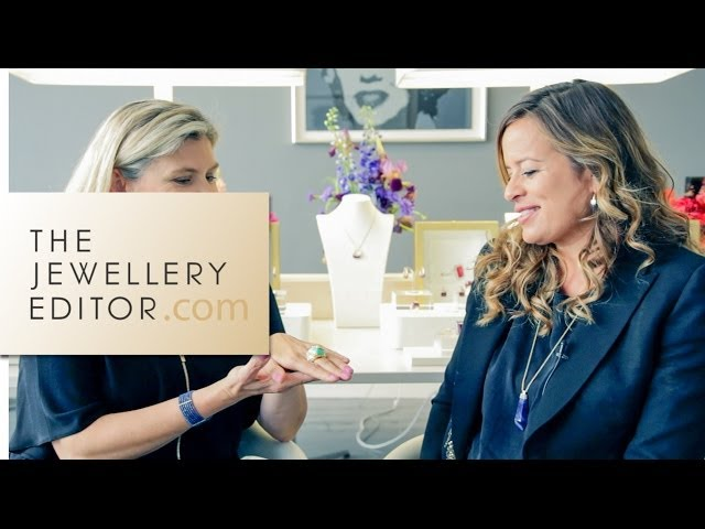 Jade Jagger jewellery: exclusive interview
