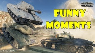 World of Tanks - Funny Moments | Week 3 December 2017
