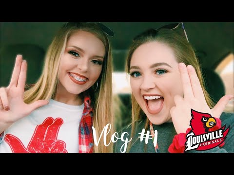 Welcome to Our Life! | University of Louisville | Vlog #1