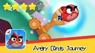 Angry Birds Journey 63 Walkthrough Fling Birds Solve Puzzles Recommend index four stars