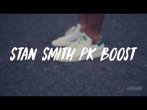 Adidas Stan Smith PK Boost - Overview & On Feet