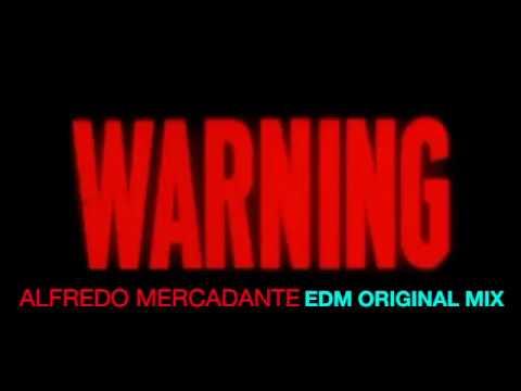 Electronic dance music - Deep Red - Alfredo Mercadante EDM