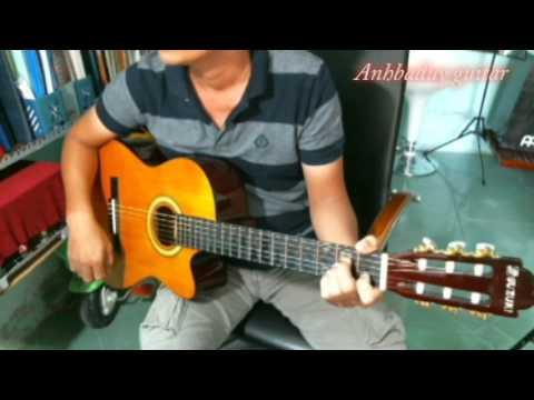 (Anhbaduy Guitar) Hướng dẫn bolero - Giọt lệ đài trang