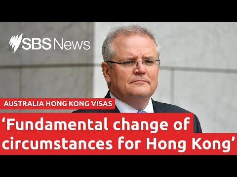 Hong Kong citizens in Australia allowed to stay longer amid