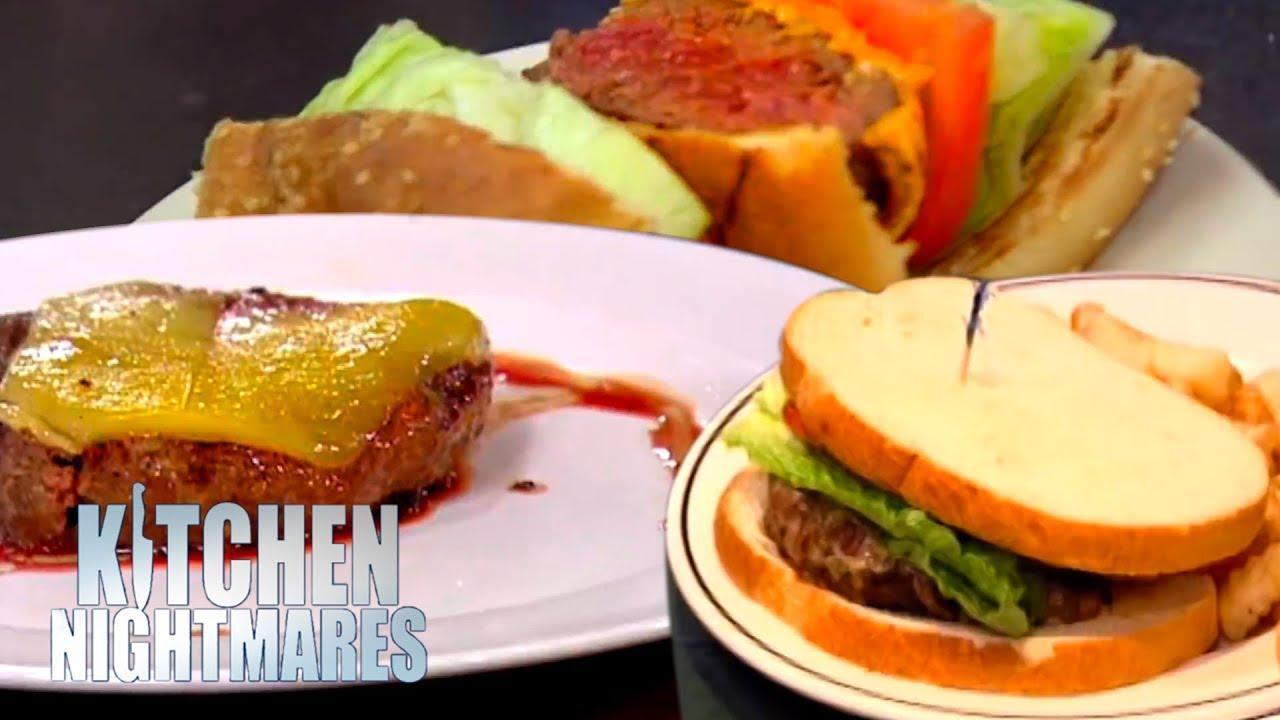 Kitchen Nightmares Burgers